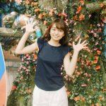 日本テレビ後藤晴菜アナ、鼻が目立つも可愛い!コスプレも披露
