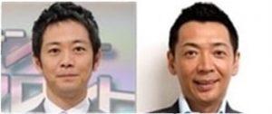 左:平石直之、右:宮根誠司