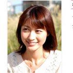 テレビ朝日アナウンサー・小川彩佳