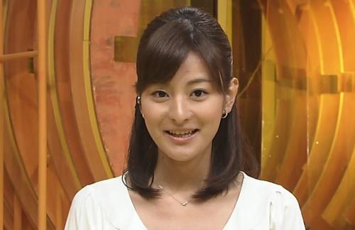 日本テレビアナウンサー・徳島えりか