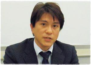 TBSアナウンサー・新夕悦男