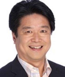 フジテレビアナウンサー・向坂樹興