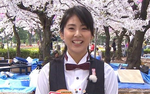 東海テレビアナウンサー・本仮屋リイナ