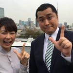テレビ朝日アナウンサー・大西洋平