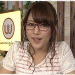 テレビ東京・鷲見玲奈アナが巨乳メガネのむちむちボディすぎ!