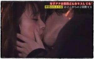 「ラストキス~最後にキスするデート」、第5位の「おでこからの2段階キス」