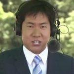 TBSアナウンサー・石井大裕