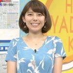 TBSアナウンサー・上村彩子