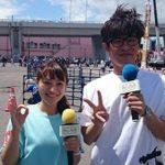 身長154cm、青森テレビの井手麻実アナ