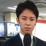 テレビ朝日アナウンサー・板倉朋希