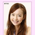 TBSアナウンサー・水野真裕美