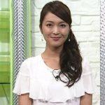 元RKBアナウンサーで現在はテレビ東京の福田典子