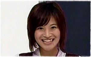 tvk「みんなが出るテレビ」に出演していた大学時代の井手麻実アナ