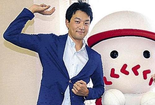 テレビ朝日アナウンサー・三上大樹