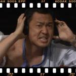 プロレス実況を行うテレビ朝日・野上慎平アナ