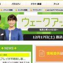 「ウェークアップ!ぷらす」に出演するアナウンサーの一覧
