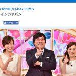TBS系バラエティ「メイドインジャパン」