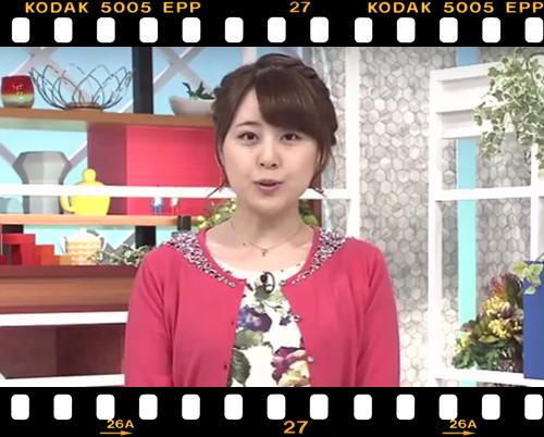 「けいざいナビ北海道」キャスター・磯田彩実アナ
