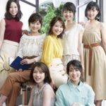 テレビ朝日2018年度女子アナカレンダー