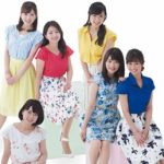 NHKの気象予報士から美女6名が登場!2018年カレンダー発売へ