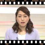 セクシーな女優っぽい顔立ちのNHK牛田茉友アナ