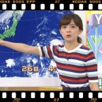 気象予報士・尾崎朋美