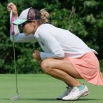 女子ゴルフ中継のイメージ画像