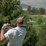 男子ゴルフ中継のイメージ画像