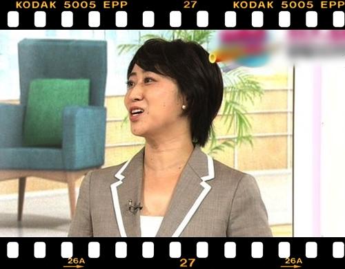 NHK解説委員・櫻井玲子