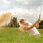 ゴルフ・バンカーのイメージ画像