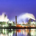 工場、夜景のイメージ