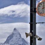 旅行と時間・時計のイメージ画像
