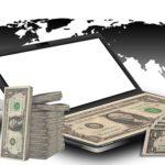 お金・ビジネス・ドルのイメージ