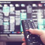 テレビ番組表のイメージ