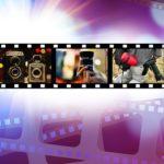映像、フィルムのイメージ