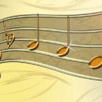 音符・音楽・楽譜のイメージ