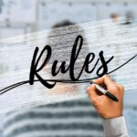 ルールのイメージ